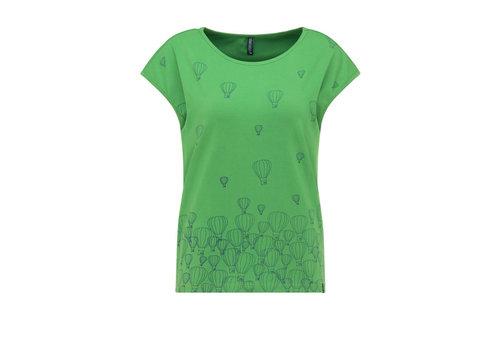 Tranquillo Tranquillo - t-shirt bloem c61 - garden