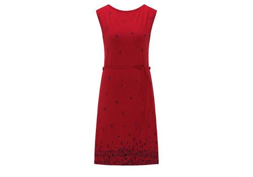 Tranquillo Tranquillo - jurk e44 - cherry