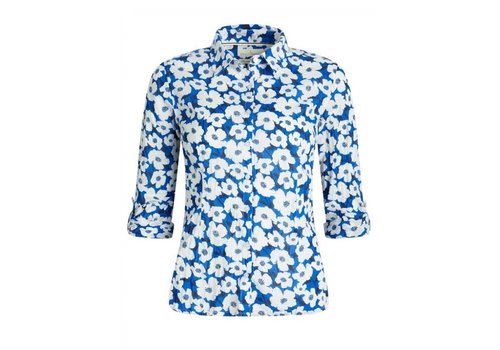 Seasalt Seasalt - larissa shirt - mallow flower cargo