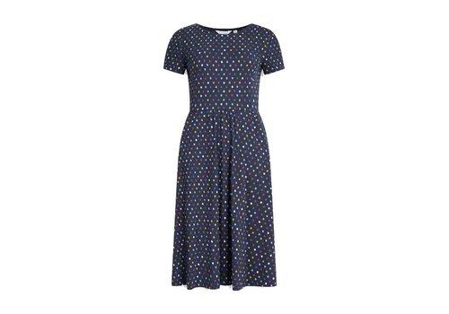 Seasalt Seasalt - s/s april dress - polka dot waterline