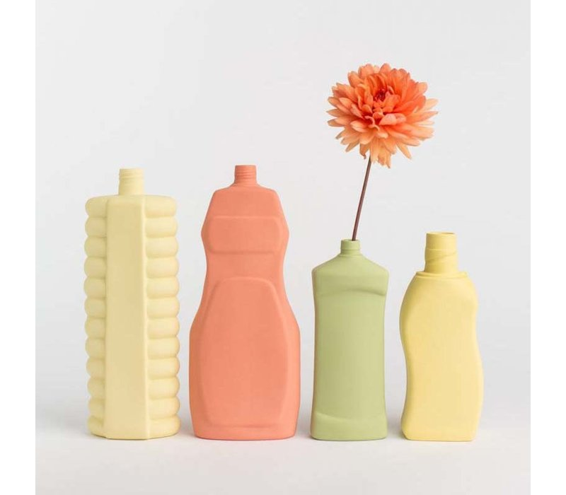 Foekje Fleur - porcelain bottle - #14 spring