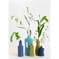 Foekje Fleur - porcelain bottle - #17 delft