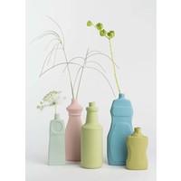 Foekje Fleur - porcelain bottle - #19 bright sky