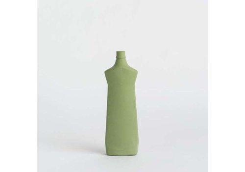 Foekje Fleur Foekje Fleur - porcelain bottle - #1 dark green