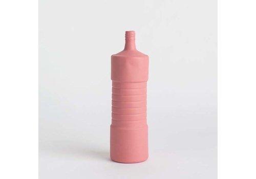 Foekje Fleur Foekje Fleur - porcelain bottle - #5 old red