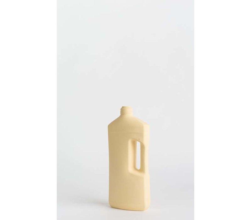 Foekje Fleur - porcelain bottle - #3 warm yellow