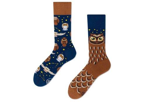 Many mornings Many mornings - sokken - owly moly