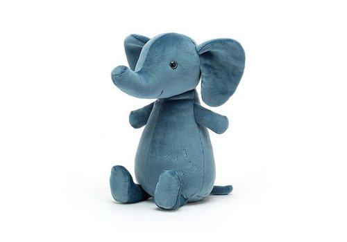 Jellycat Jellycat - knuffel woddletot - elephant