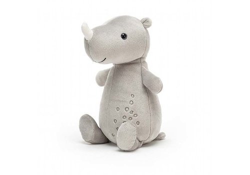 Jellycat Jellycat - knuffel woddletot - rhino