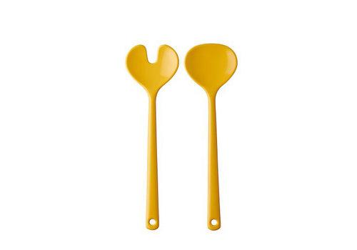 Mepal Mepal - saladebestek synthesis - yellow