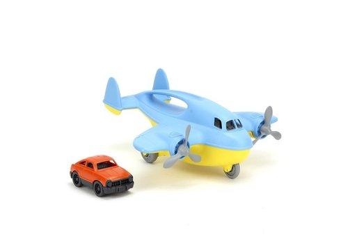 Green Toys Green Toys -  vrachtvliegtuig met auto