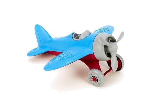 Green Toys Green Toys - vliegtuig - blauw