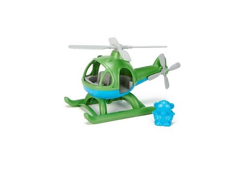 Green Toys Green Toys - helicopter - groen