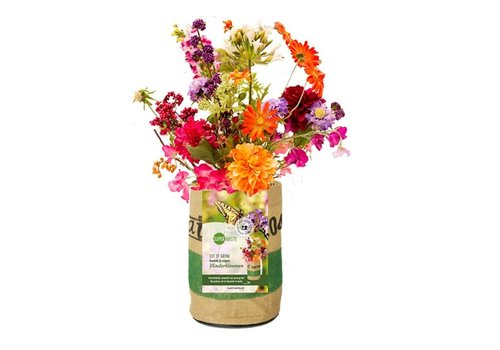 Superwaste Superwaste - let it grow bag - butterfly flower blend