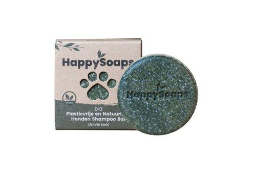 HappySoaps Happysoaps - shampoo bar - hond universeel (70g)