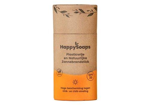 HappySoaps Happysoaps - zonnebrandstick - spf 30