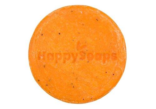 HappySoaps Happysoaps - shampoo bar - fruitful passion  (70g)