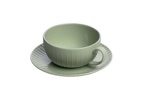Tranquillo Tranquillo - kop en schotel - groen