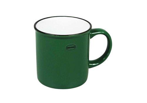 Cabanaz Cabanaz - koffiekop - pine green