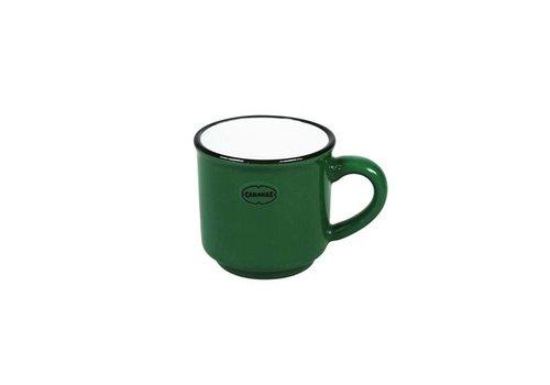 Cabanaz Cabanaz - espresso kop - pine green