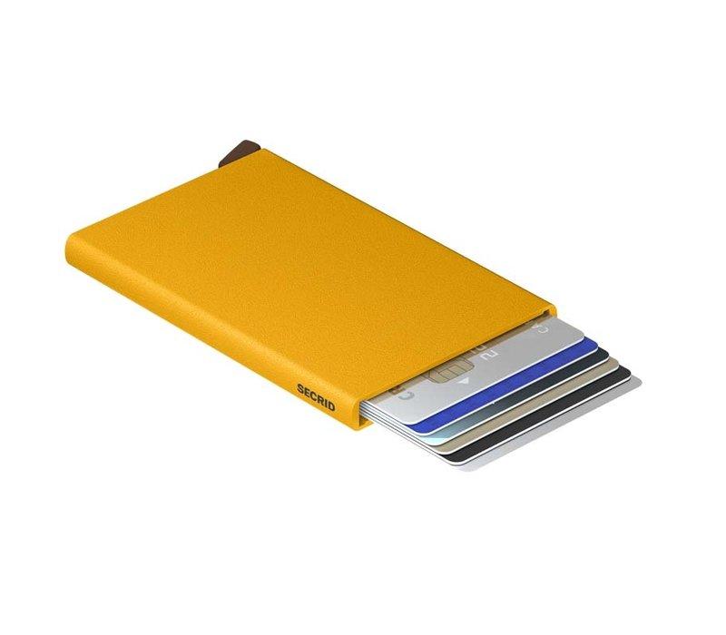 Secrid - cardprotector - ochre