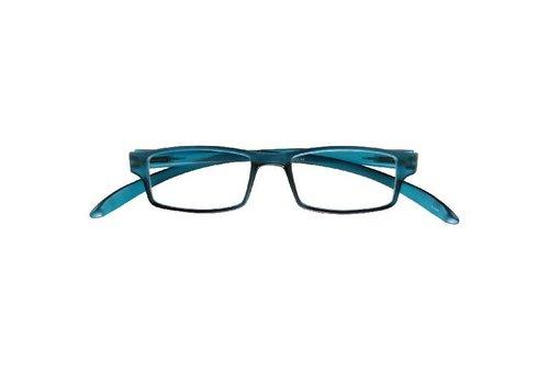I need you I need you - bril hangover life - blauw