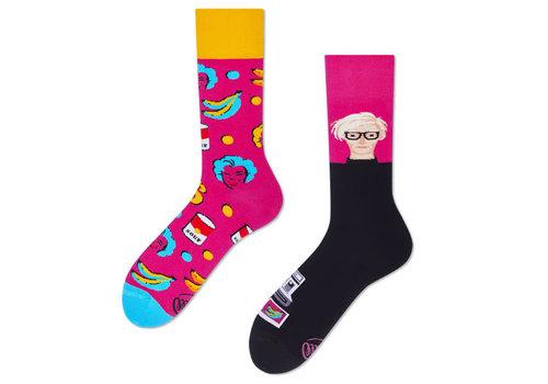 Many mornings Many mornings - sokken - pop art