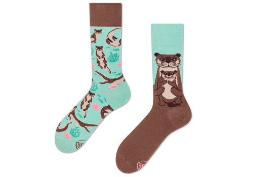Many mornings Many mornings - sokken - otter stories