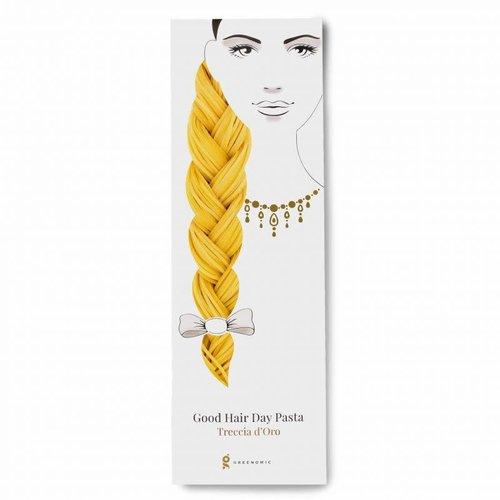 Greenomic - good hair day pasta - treccia d oro
