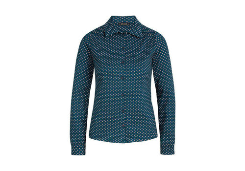 King Louie King Louie - blouse trifle  - dragonfly green