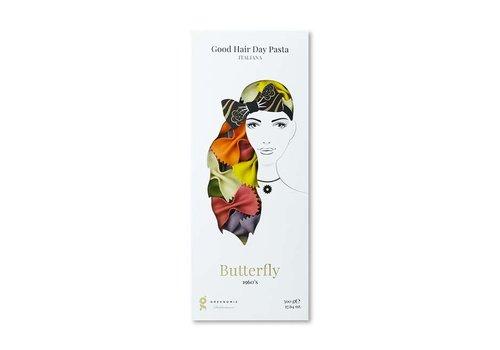 Greenomic Greenomic - good hair day pasta - butterfly 1960's