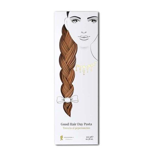 Greenomic - good hair day pasta - treccia al peperoncino