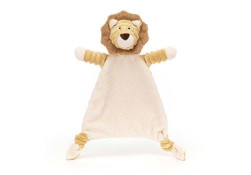 Jellycat Jellycat - cordy roy knuffeldoekje - leeuw