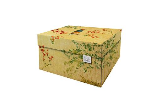 Dutch Design Brand Dutch design brand - opbergdoos - japanese blossom