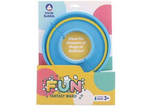 Uncle Bubble Uncle Bubble - fun big bubble wand