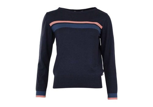 Froy & Dind Froy & Dind - sweater cora - sky captain