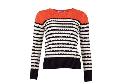 Froy & Dind Froy & Dind - sweater lauren - stripes