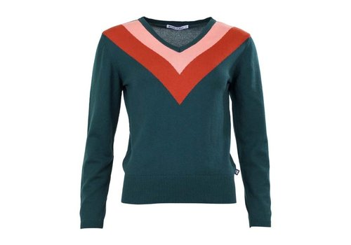 Froy & Dind Froy & Dind - sweater willa - pine