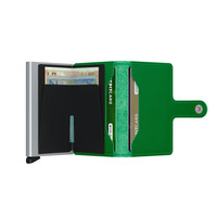 Secrid - miniwallet crisple - light green