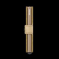 Secrid - miniwallet - antique gold