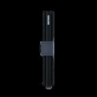 Secrid - miniwallet - navy polished
