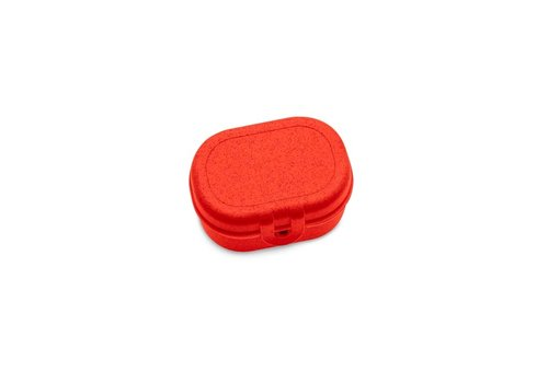 Koziol Koziol - lunchbox pascal mini - organic red