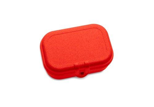 Koziol Koziol - lunchbox pascal S - organic red