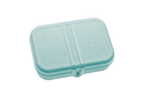 Koziol Koziol - lunchbox pascal L (met compartiment) - organic aqua