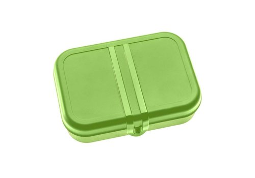 Koziol Koziol - lunchbox pascal L (met compartiment) - healthy green
