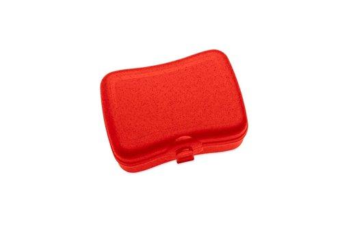 Koziol Koziol - lunchbox basic - organic red