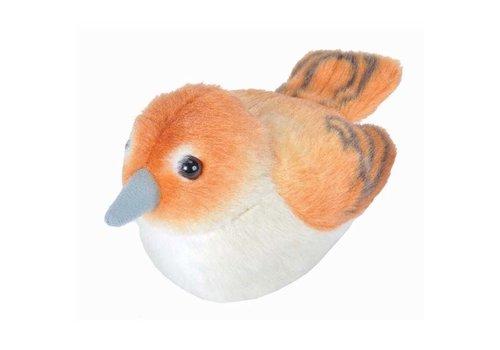 Wild republic Wild republic - vogel met geluid - nachtegaal