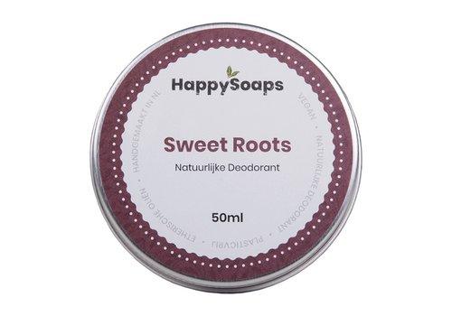 HappySoaps Happysoaps - natuurlijke deodorant - sweet roots