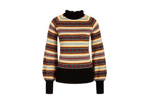 King Louie King Louie - izu sweater monty - black