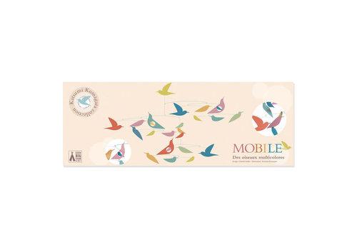 Djeco Djeco - mobile - multicolored birds
